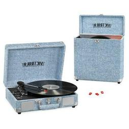 Victrola Turntable Record Player Storage Case Replacement Ne