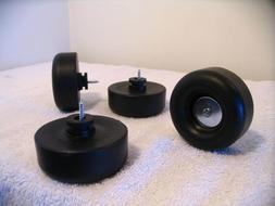 PIONEER TURNTABLE REPLACEMENT FEET PL-518, PL-540, PL-560, P
