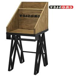 Pemberly Row Turntable Stand in Natural