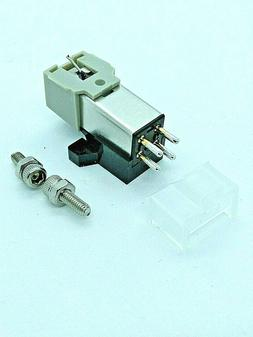 UNIVERSAL TURNTABLE MAGNETIC CARTRIDGE for Audio Technica AT