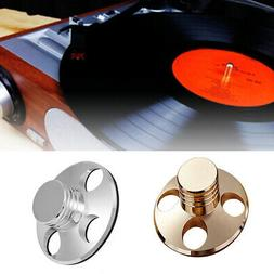 US Turntables Disc Stabilizer Record Weight HiFi Gold for LP
