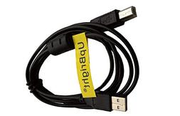 UpBright NEW USB Cable Data Sync Cord For Pyle Home Vintage