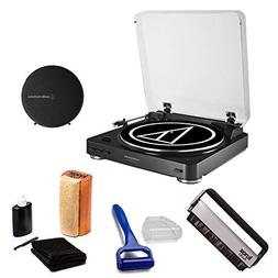 Audio-Technica AT-LP60 Bluetooth Turntable and Speaker Syste