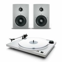 Dynaudio Xeo 2 Wireless Bookshelf Speakers and U-Turn Orbit